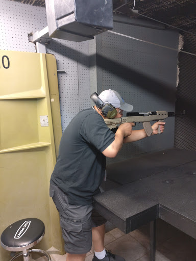 Shooting Range | General Gun & Supply | Windsor's Shooting