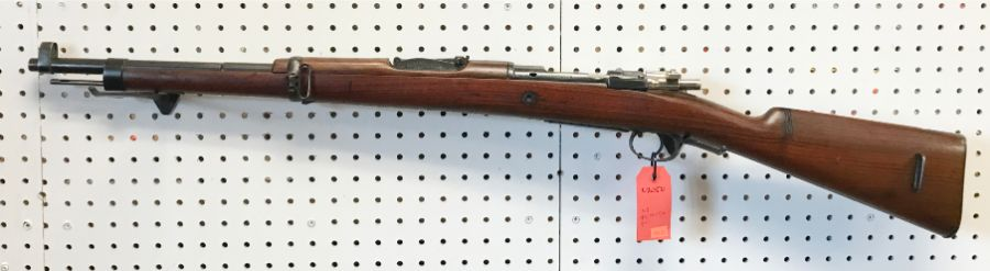 Spanish Model 1916 Short Rifle 7 62